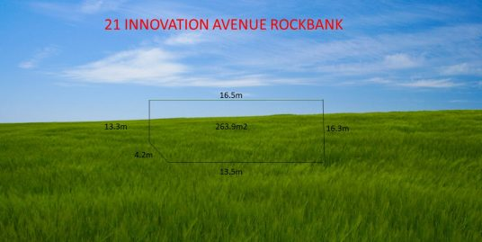 21 Innovation Avenue, ROCKBANK